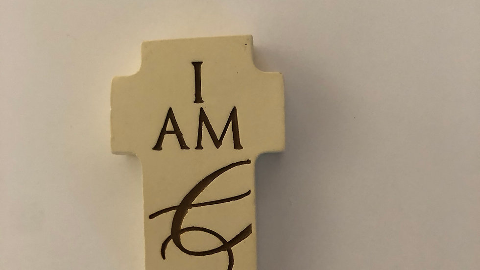 I am cross