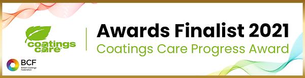 Awards 2021 Finalist Email Signature Coatings Care Progress.png