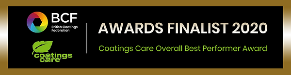 Coatings Care Overall Best Performer Awa
