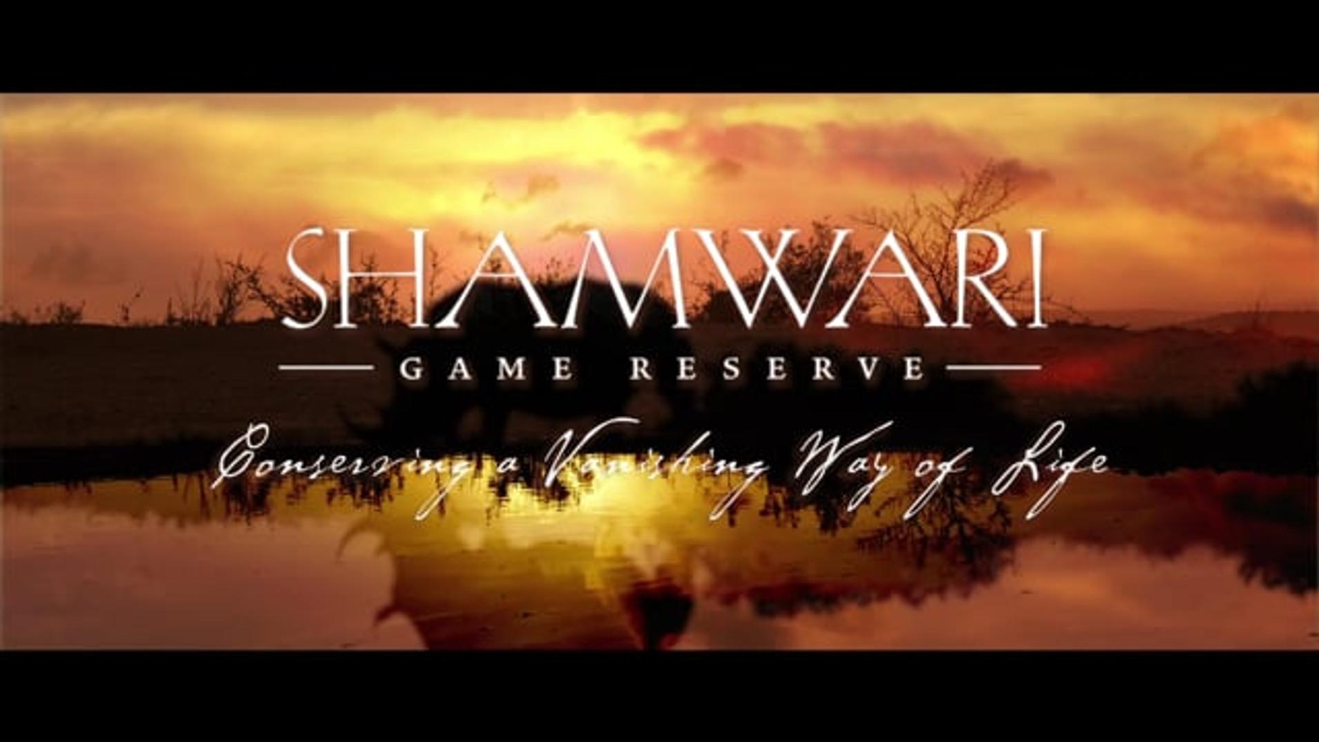 SHAMWARI PRIVATE GAME RESERVE - 25 YEARS