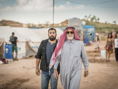 Globo trabalha o refúgio em novela e campanhas institucionais
