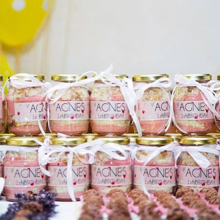 Cake in jars - Open Market