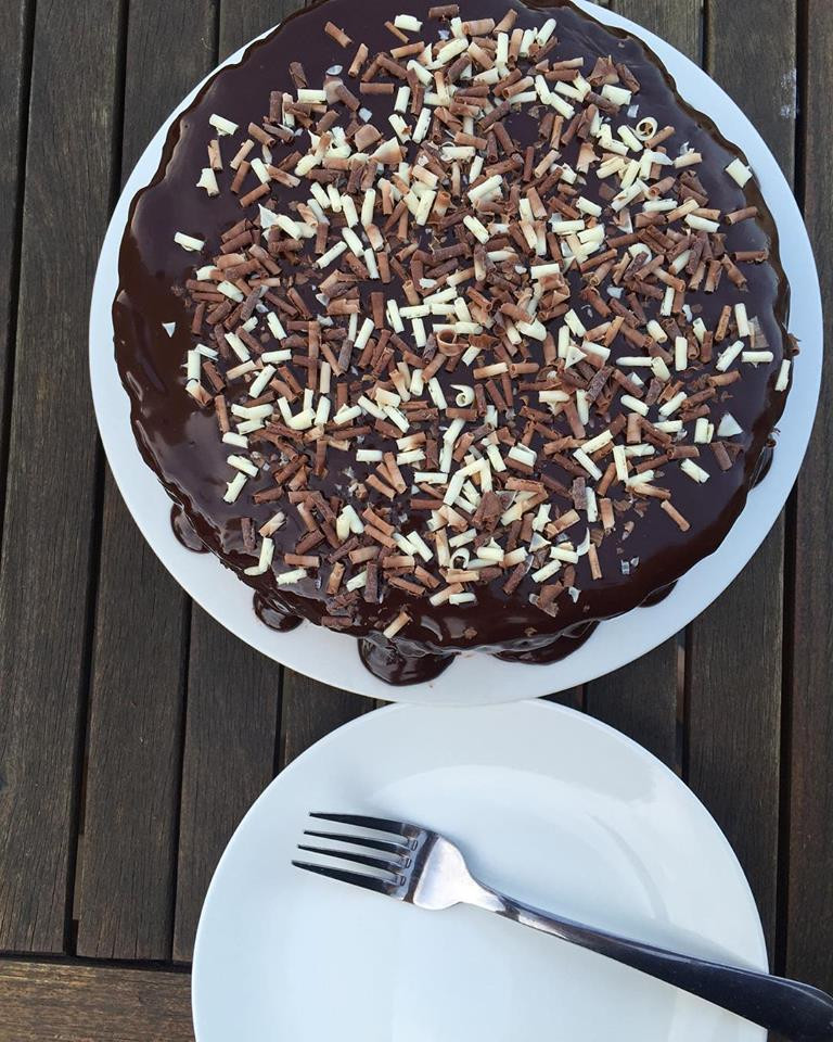 Family Chocolate Cake - Open Market