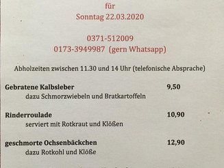 Gaststätte Reichenhain bittet um Mithilfe