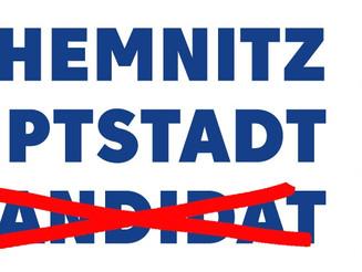"Chemnitz trägt nun den Titel ""Kulturhauptstadt Europas 2025""!"