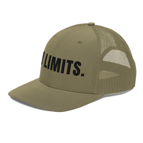 Snapback Trucker Cap | Style 2