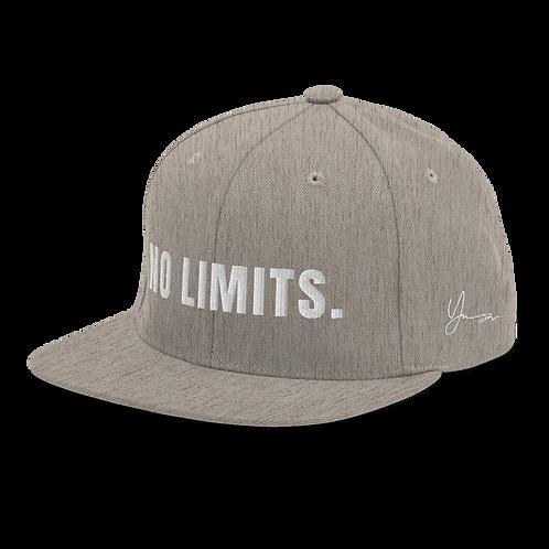 Classic Snapback Hat | Style 4