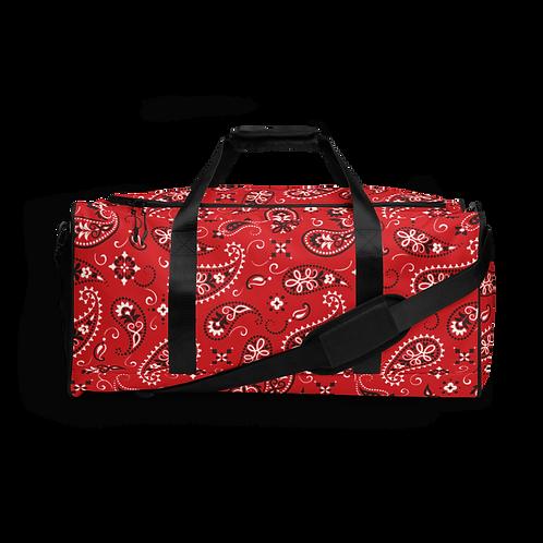 Paisley Duffle bag Style 1
