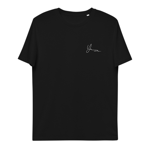 Unisex organic cotton t-shirt Style 3