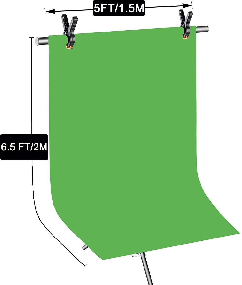 Zoom Green Screen