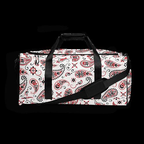 Paisley Duffle bag Style 2