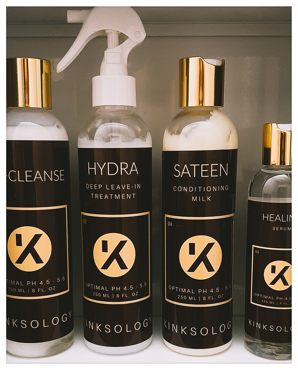 Kinksology Hair Care System