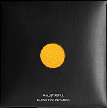 Eyeshadow Refill (Yellows, Peaches & Oranges)
