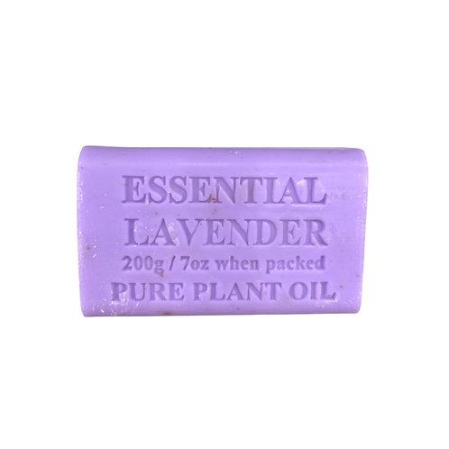 Essential Oil Soap Lavender