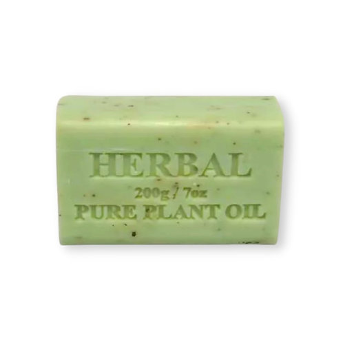 Essential Oil Soap Herbal