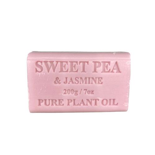 Essential Oil Soap Sweet Pea Jasmine