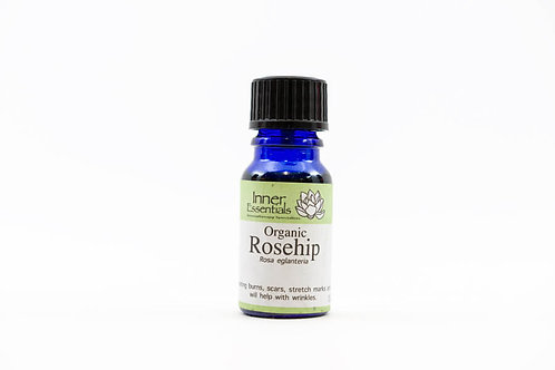 Inner Essentials - Rosehip certified Organic Oil