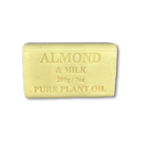 Essential Oil Soap Almond Milk