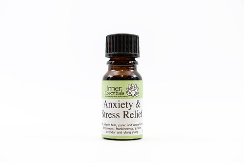 Inner Essential - Anxiety and Stress Relief Essential Oil