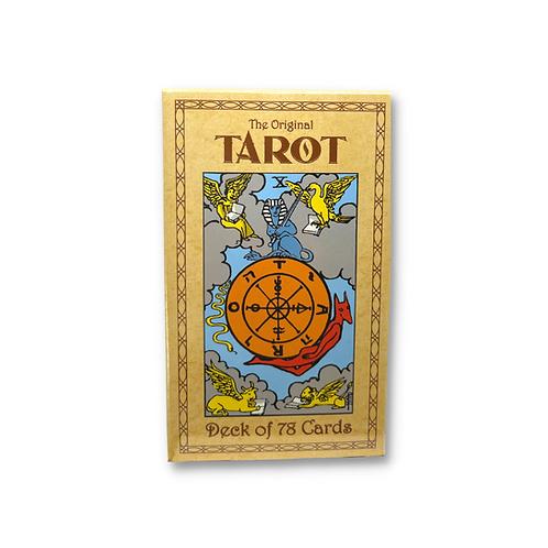 The Original Tarot Card Deck