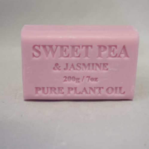 Inner Essentials - Essential Oil Soap Sweet Pea Jasmine
