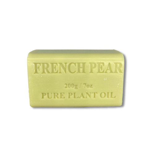 Essential Oil Soap French Pear