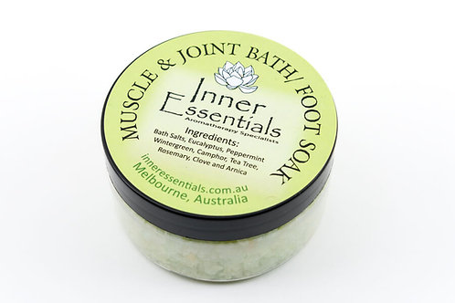 Inner Essentials - Muscle and Joint Bath/Foot Soak