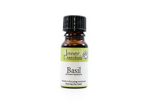 Inner Essentials - Basil (Sweet) Essential Oil