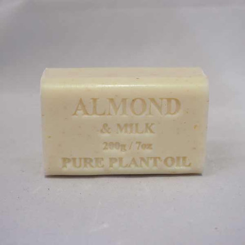 Inner Essentials - Essential Oil Soap Almond Milk