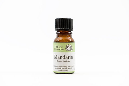 Inner Essentials - Mandarin Essential Oil