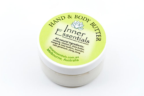 Inner Essentials - Hand and Body Butter