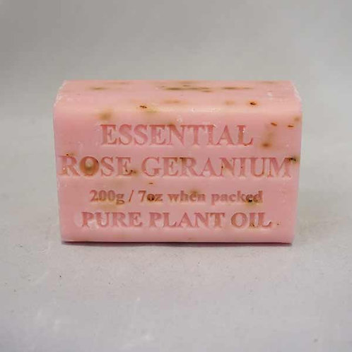 Inner Essentials - Essential Oil Soap Rose Geranium