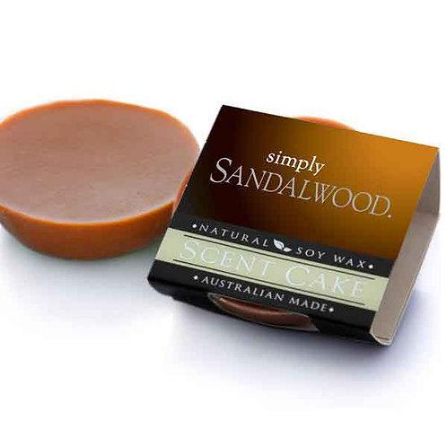 Inner Essentials - Simply Sandalwood Soy Melt