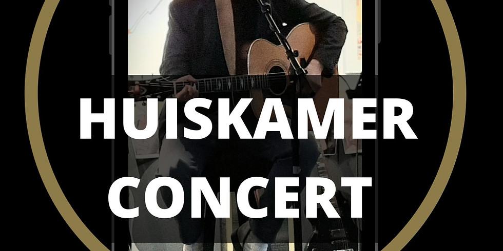 LIVESTREAM HUISKAMER CONCERT | VRIJDAG 17 MAART 2020