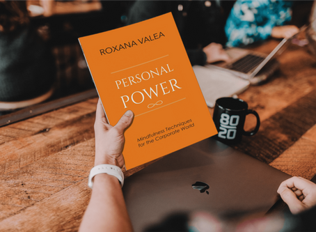 Personal Power (Mindfulness Techniques for the Corporate World) - Book fragment