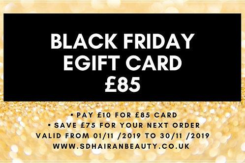 Black Friday EGIFT CARD