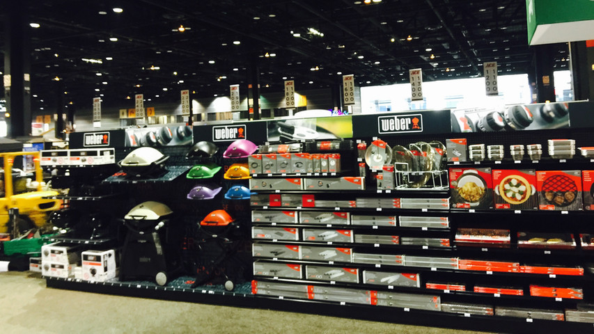 Weber Stephen Products - 2018 Ace Fall Show