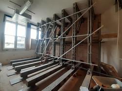 Demolition - Dean Close School
