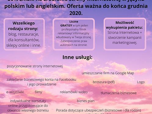 Startup Website Package