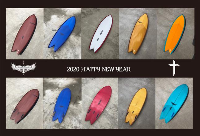 2020 HAPPY NEW YEAR!!!