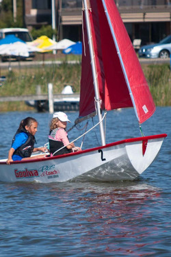 Sail Training in the Mirrors