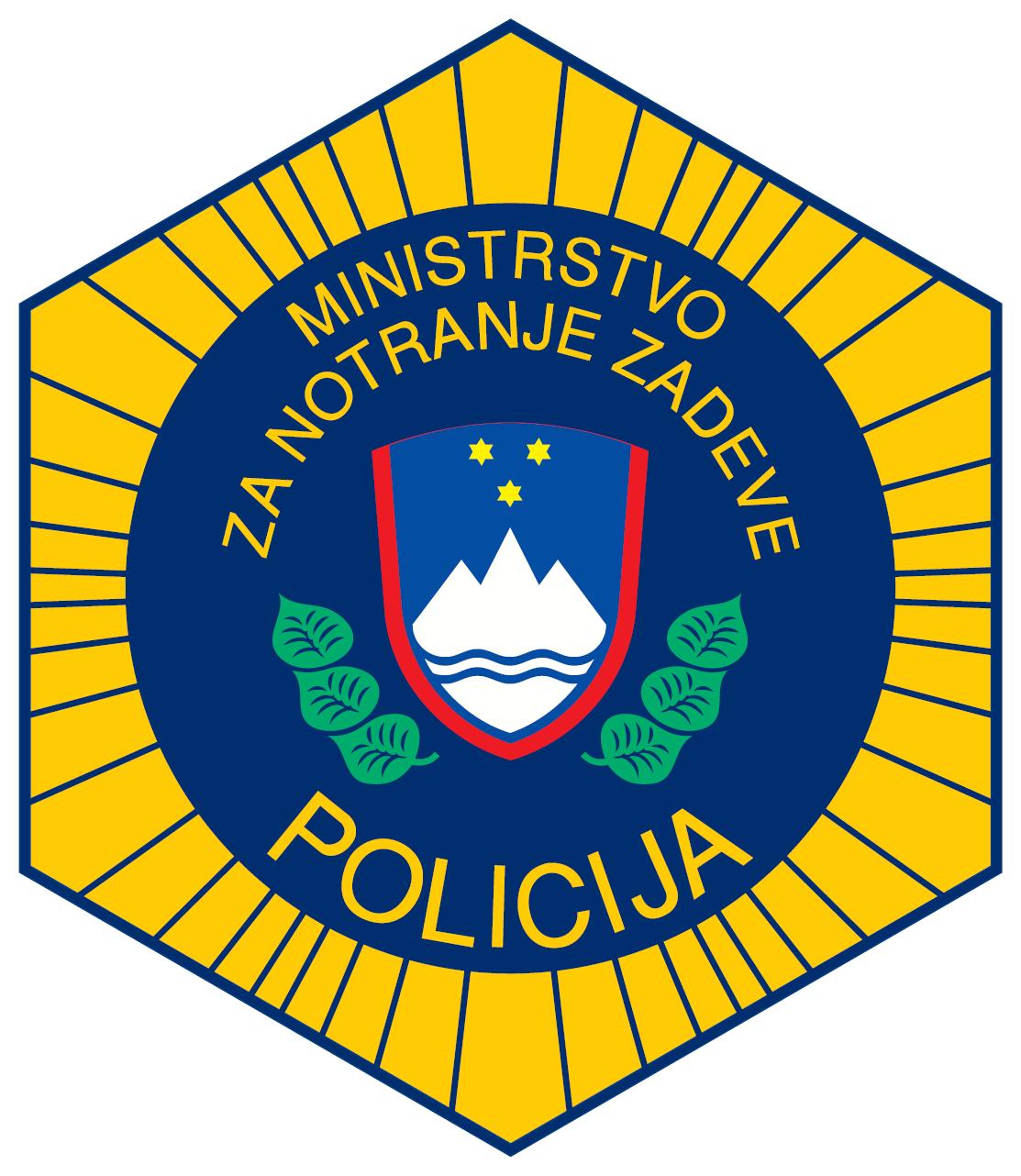 Ministerul de interne Slovenia