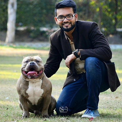About Dr. Anirudh Mittal, Owner of Pet Clinic in Ludhiana