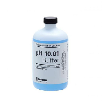 BUFFER PH 10.01, AZUL, 475 ML