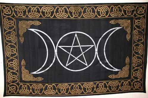 Triple Goddess Tapestry