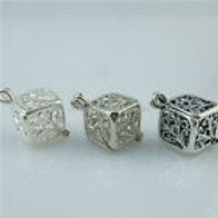 Diffuser locket Tree of Life & sterling chain