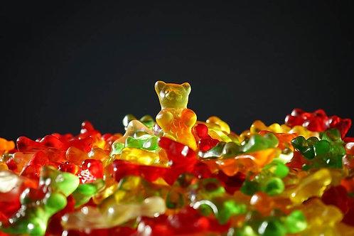 SALE 600mg CBD Gummy Bears. 20mg's per Bear 30 pack