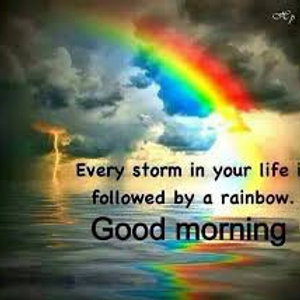 rainbow sky surprise