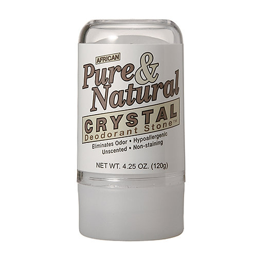 Crystal Natural Deoderant