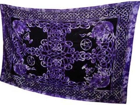 Celtic God Tapestry